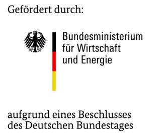 gefoerdert durch BMWi aufgrund eines Beschlusses des Deutschen Bundestages